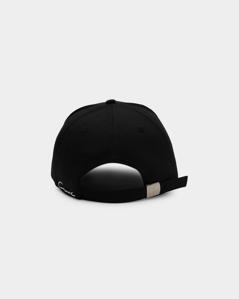Carré Men's Script Iron Lady Strapback Black