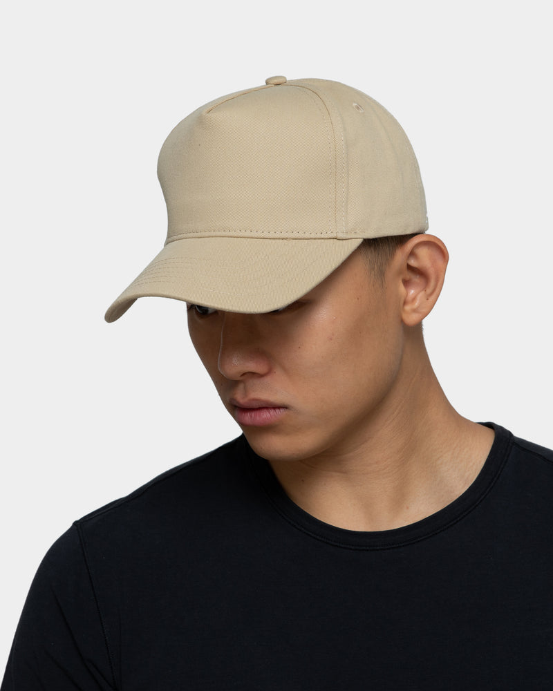 Carré Men's Script Iron Lady Strapback Stone