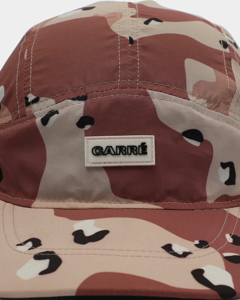 Carré Men's Position Runner Cap Desert Camo