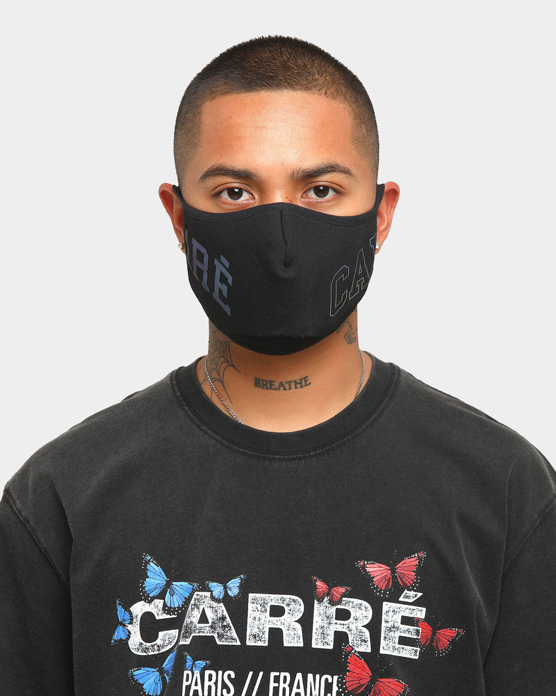 Carré Enorme Reflective Iridescent Masque Black/3M
