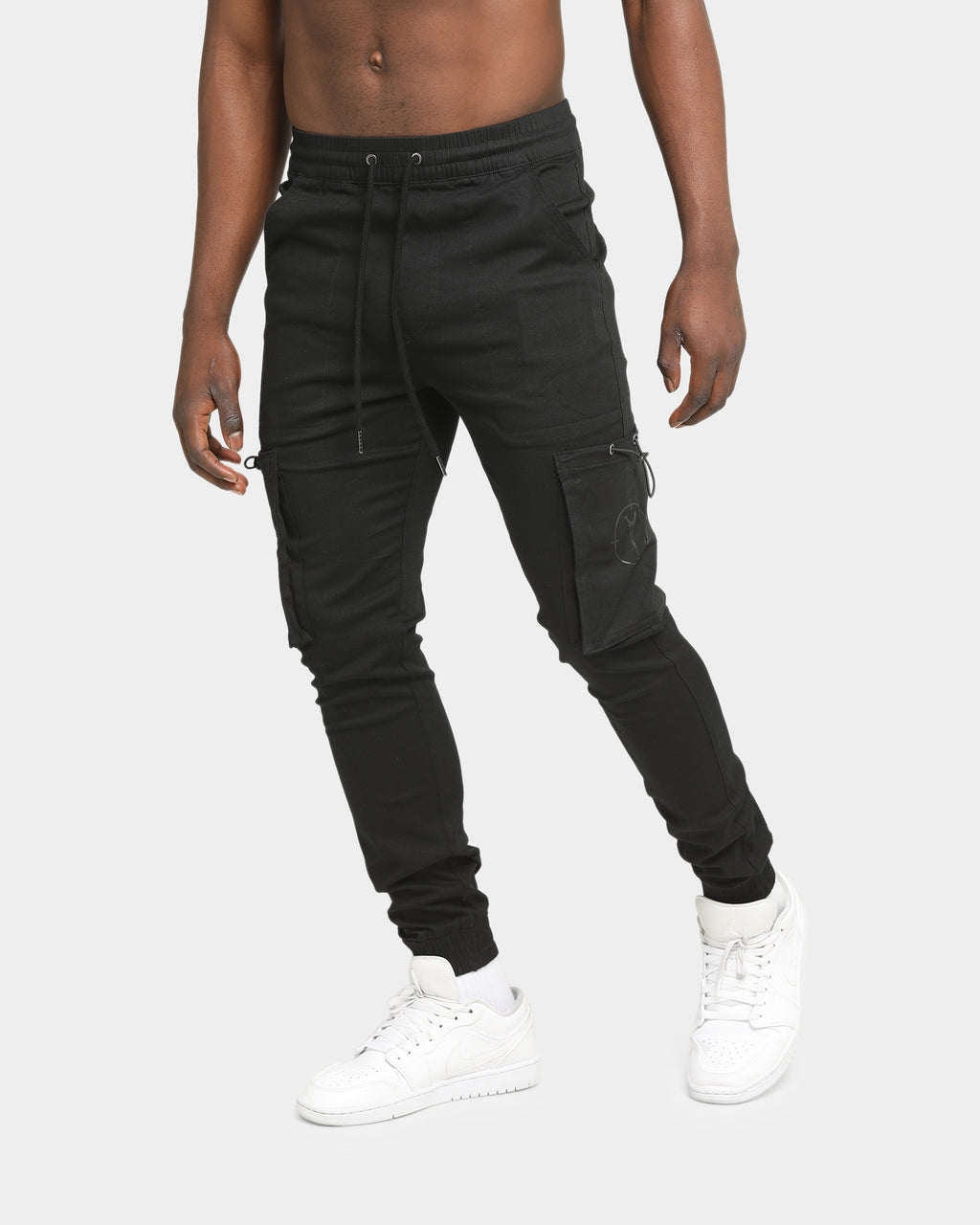 Carré Reload Cargo Jogger Black