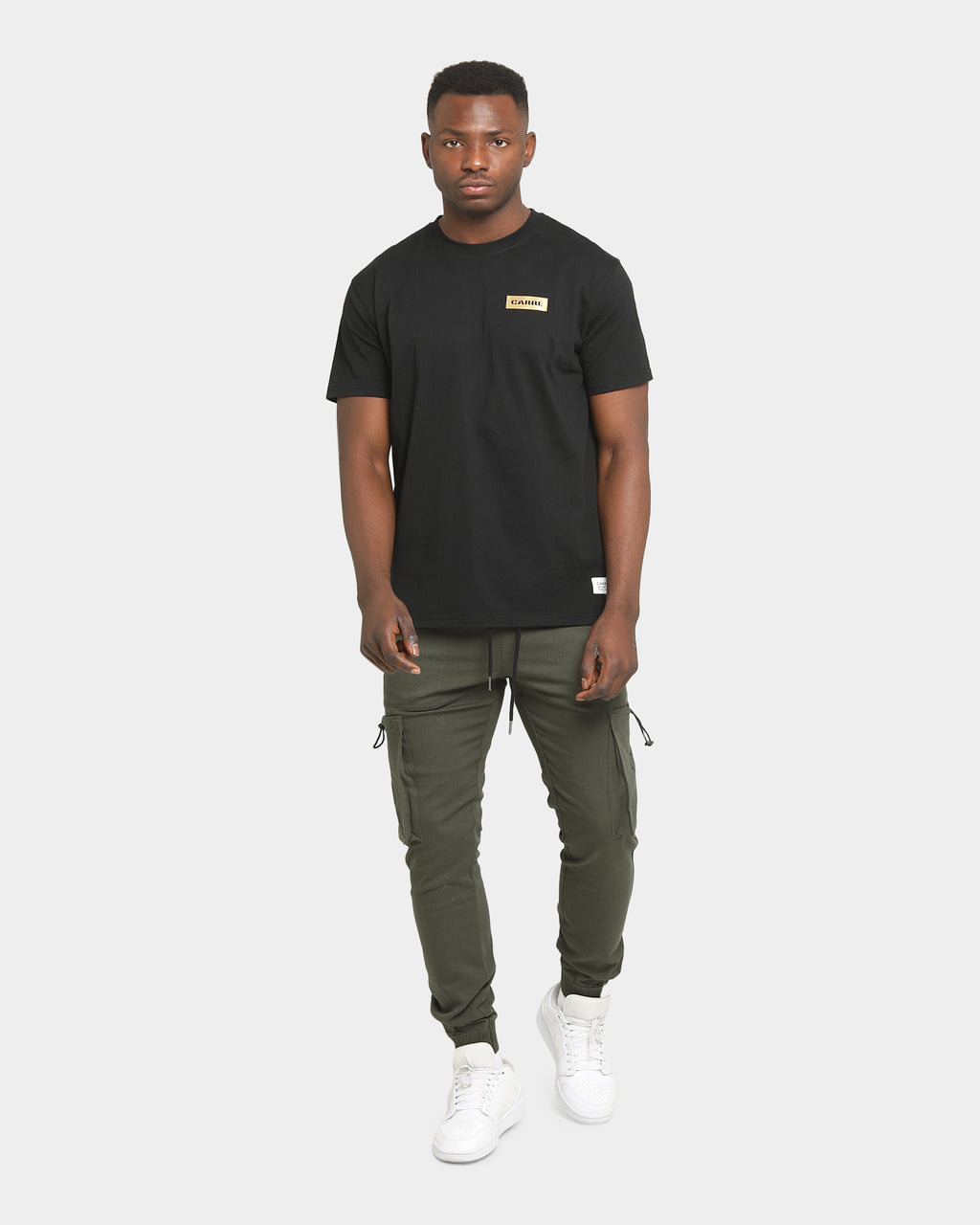 Carré Reload Cargo Jogger Army Green