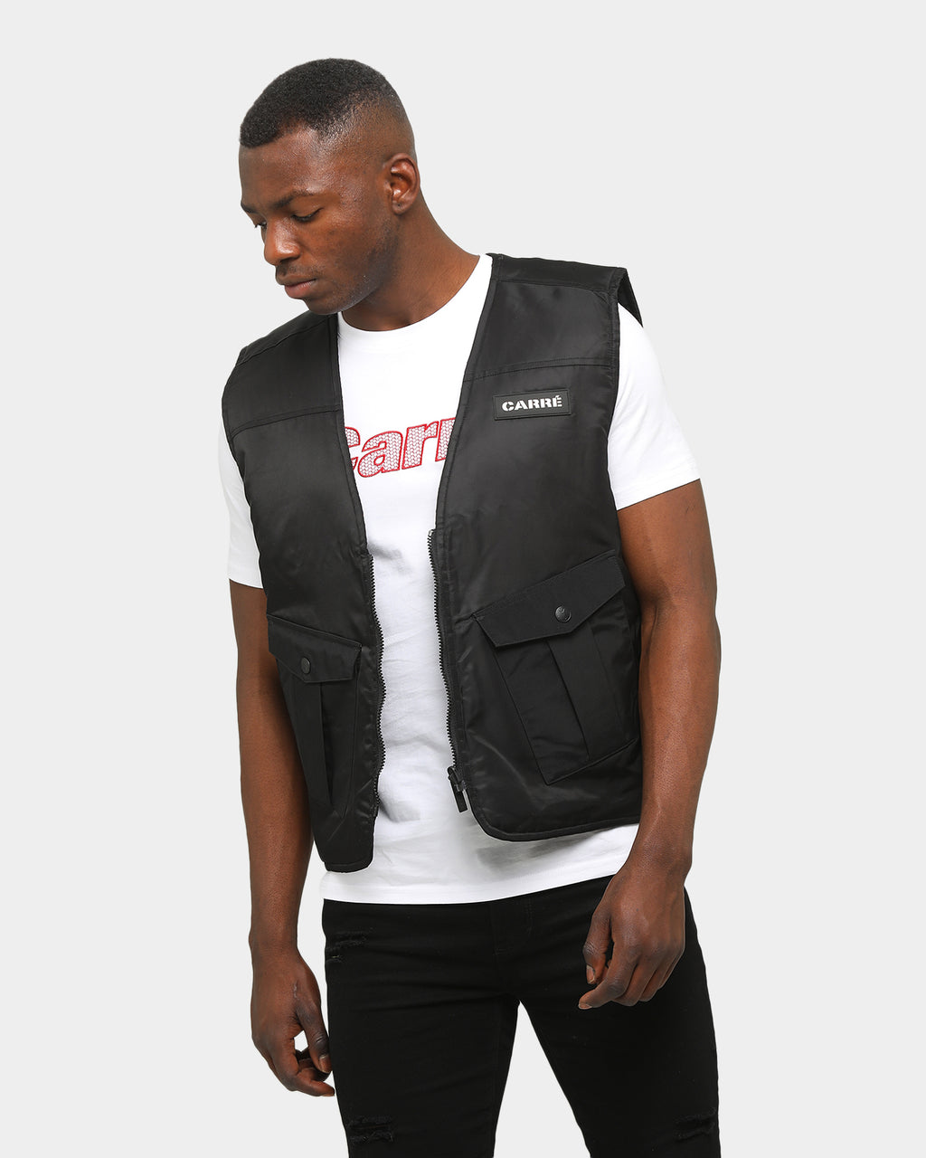 Carré Roadman Vest Black