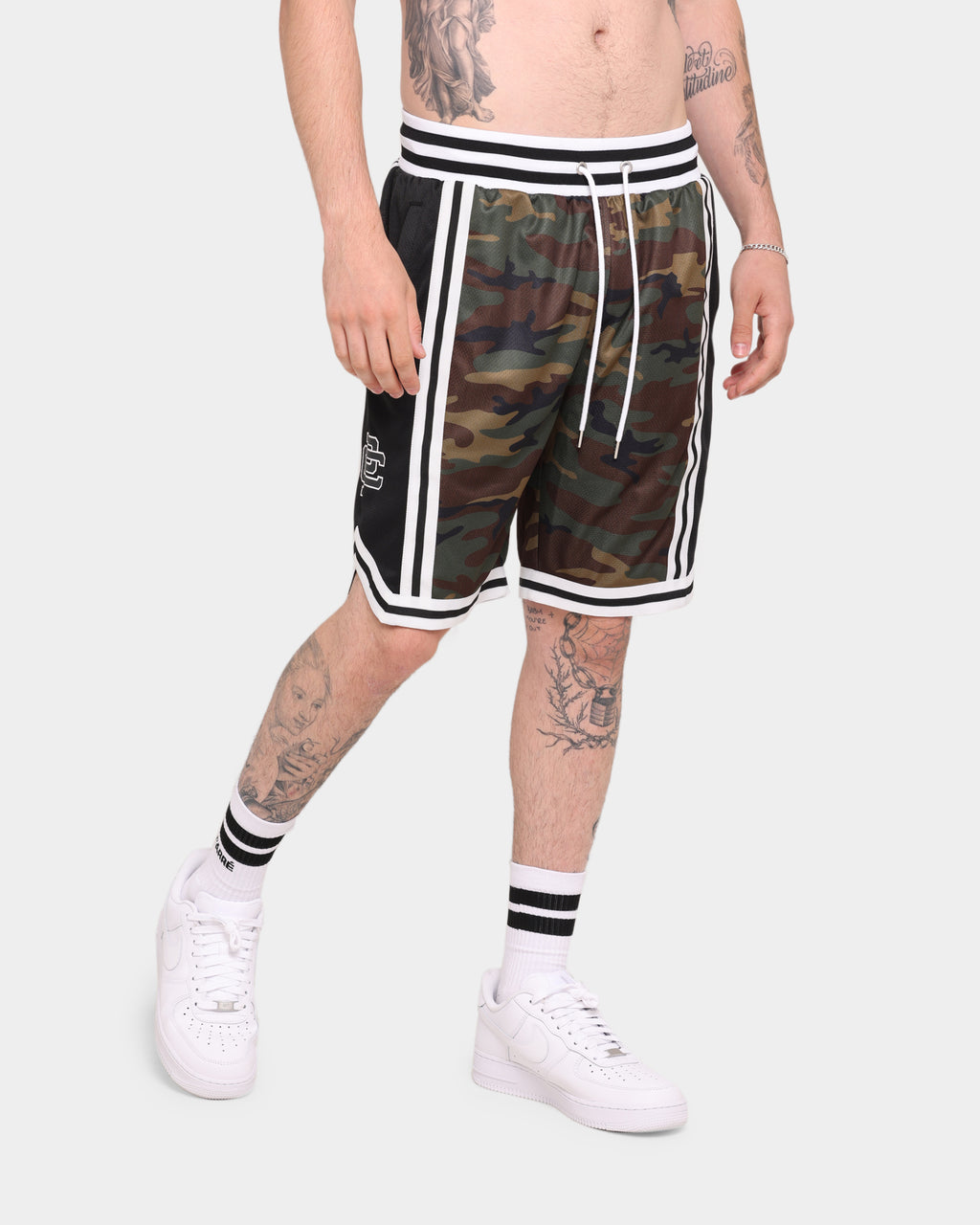 Carré Mono Ball Shorts Camo