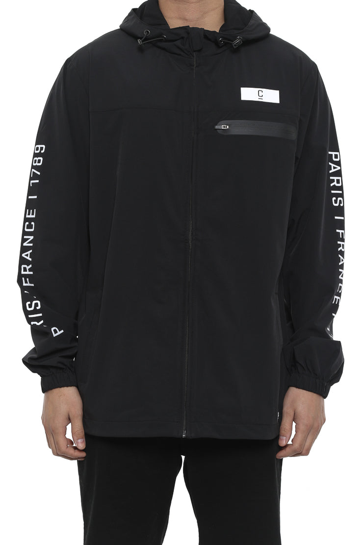 Longitude Jacket Black