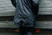 Carre Parka Jacket Black