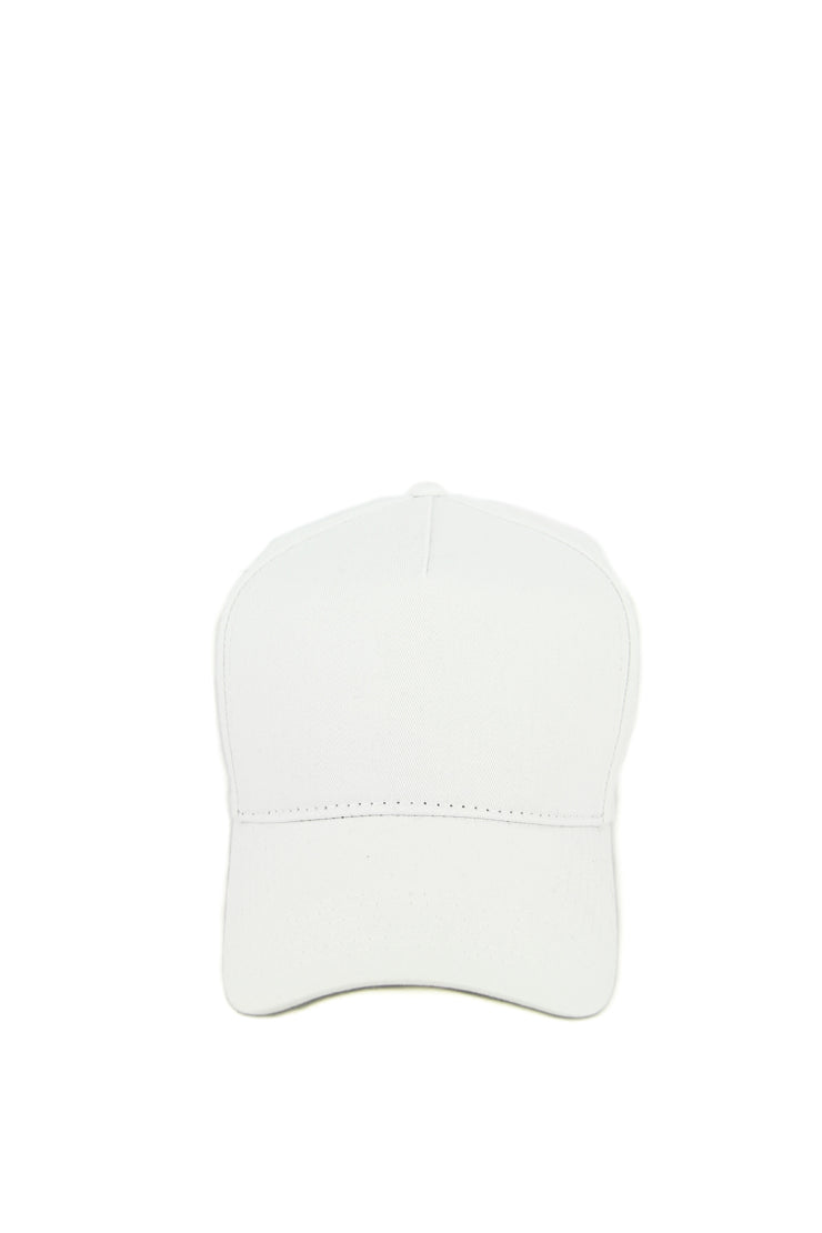 Iron Lady Strapback White/green