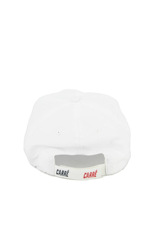 Shift Nylon Velcro Back White