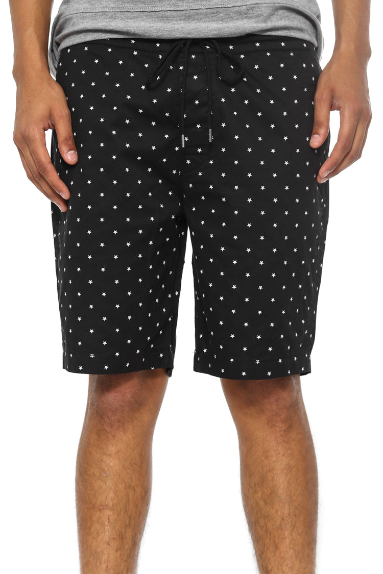 Monaco Short 2 Black/white