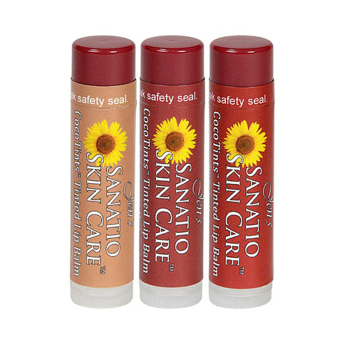 Tinted Balm Combo Pack - PST