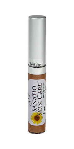 Organic Tinted Lip Gloss | Java - Sanatio Skin Care Organic