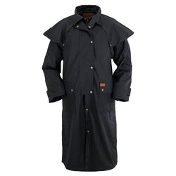Outback Low Rider Duster Coat - Waterproof & Breathable Taffeta Lined Sleeves
