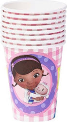 Doc McStuffins 9oz Cup 8ct