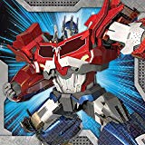 Transformers Bev Napkin 16ct