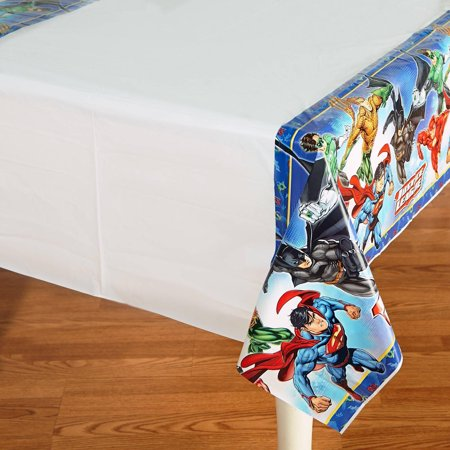 Justice League Table Cover