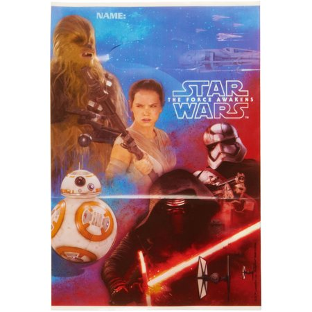 Star Wars Episode VII Treat Bags 8ct