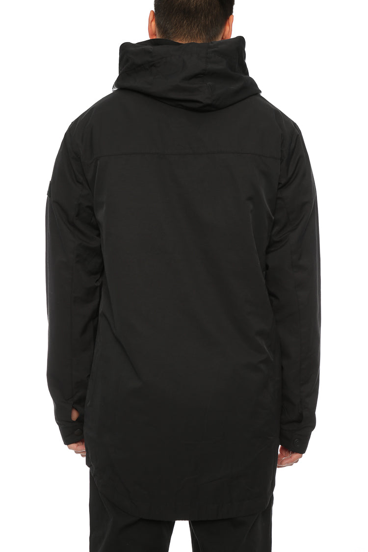 EXPEDITION PARKA JACKET - Black