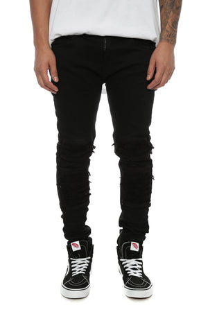 ABOLISHED JEANS - Black