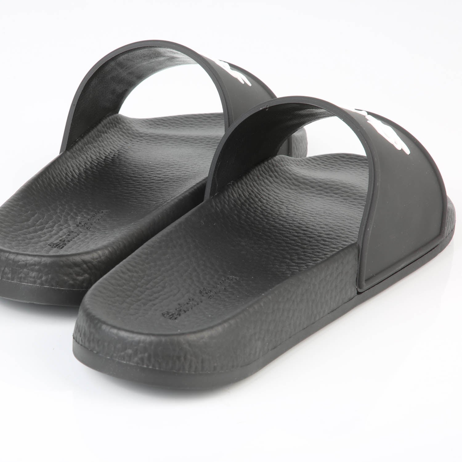 GATTICUS SLIDE - Black/White