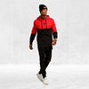 Justice New Age Hoody V2 Red/Black
