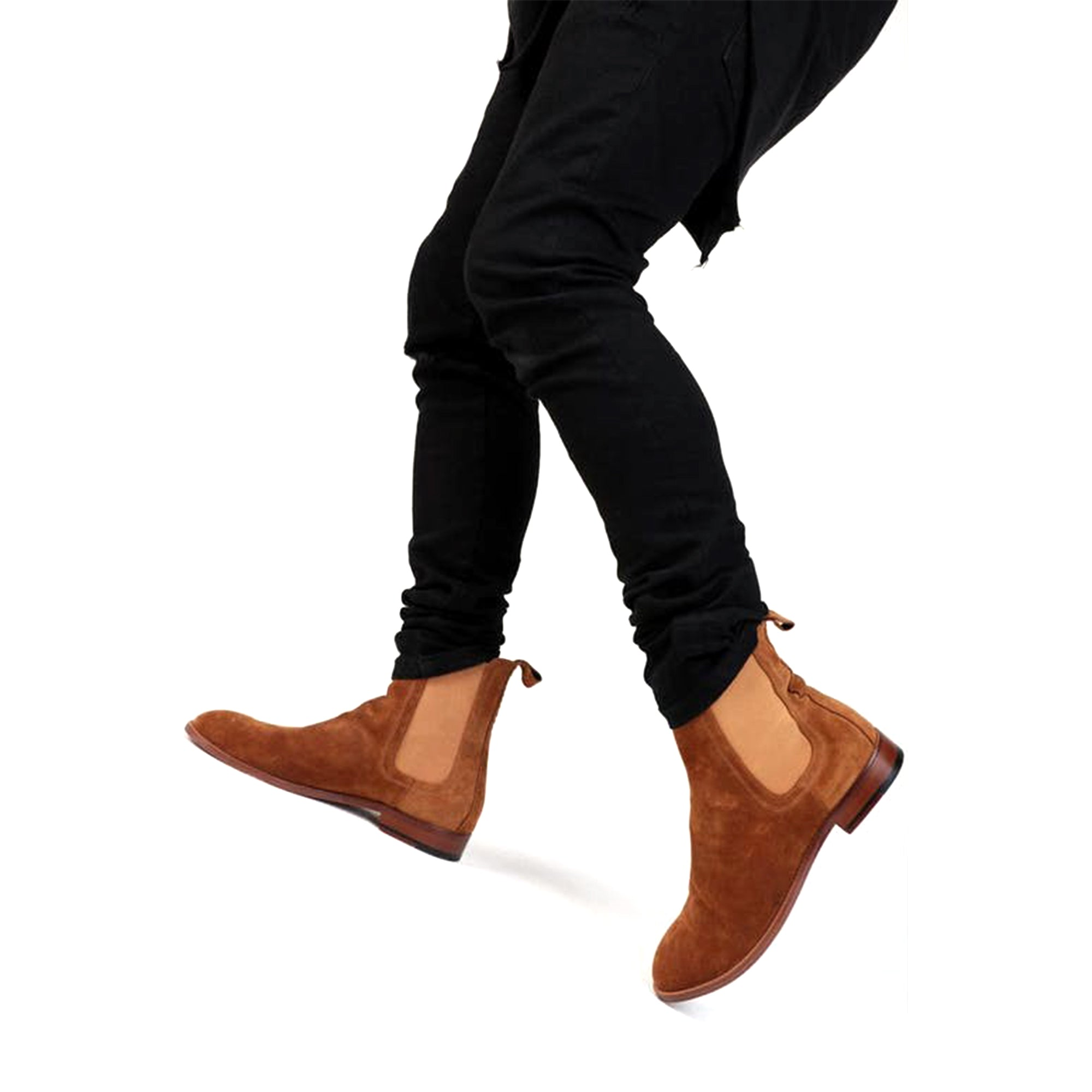 NOMAD CHELSEA BOOT - Brown