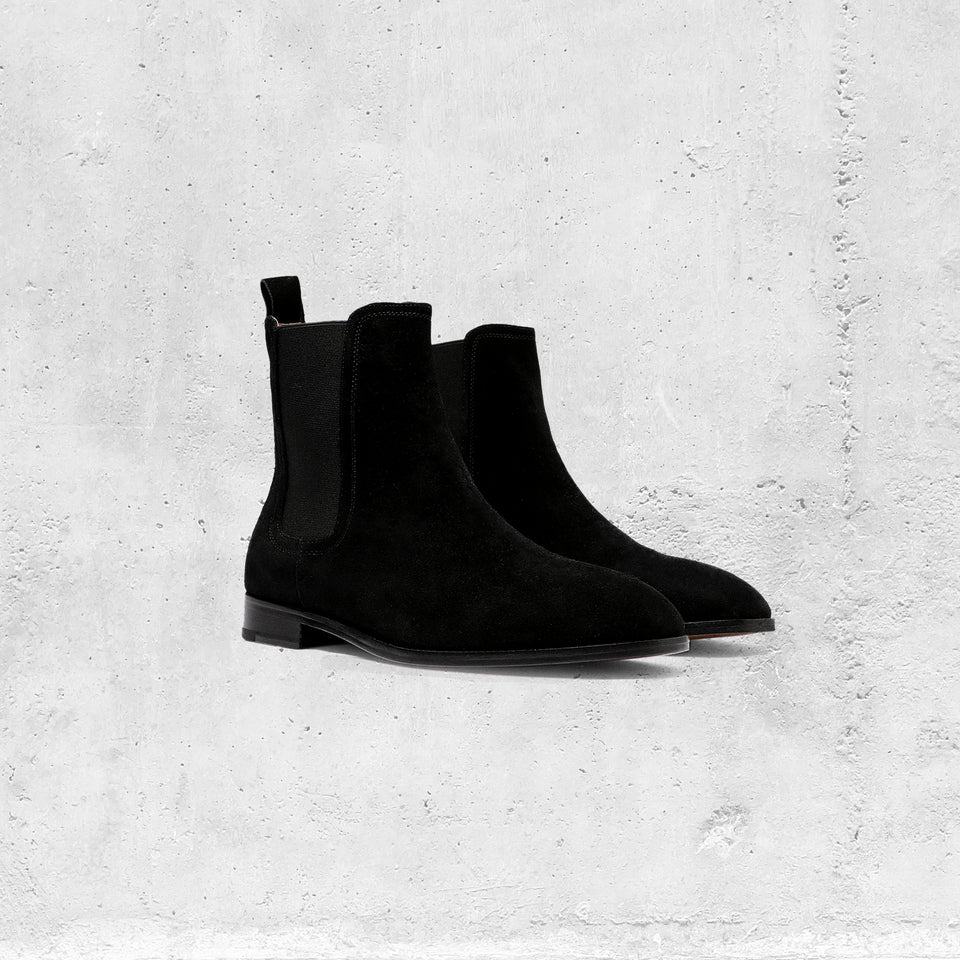 SAINT MORTA NOMAD CHELSEA BOOT BLACK