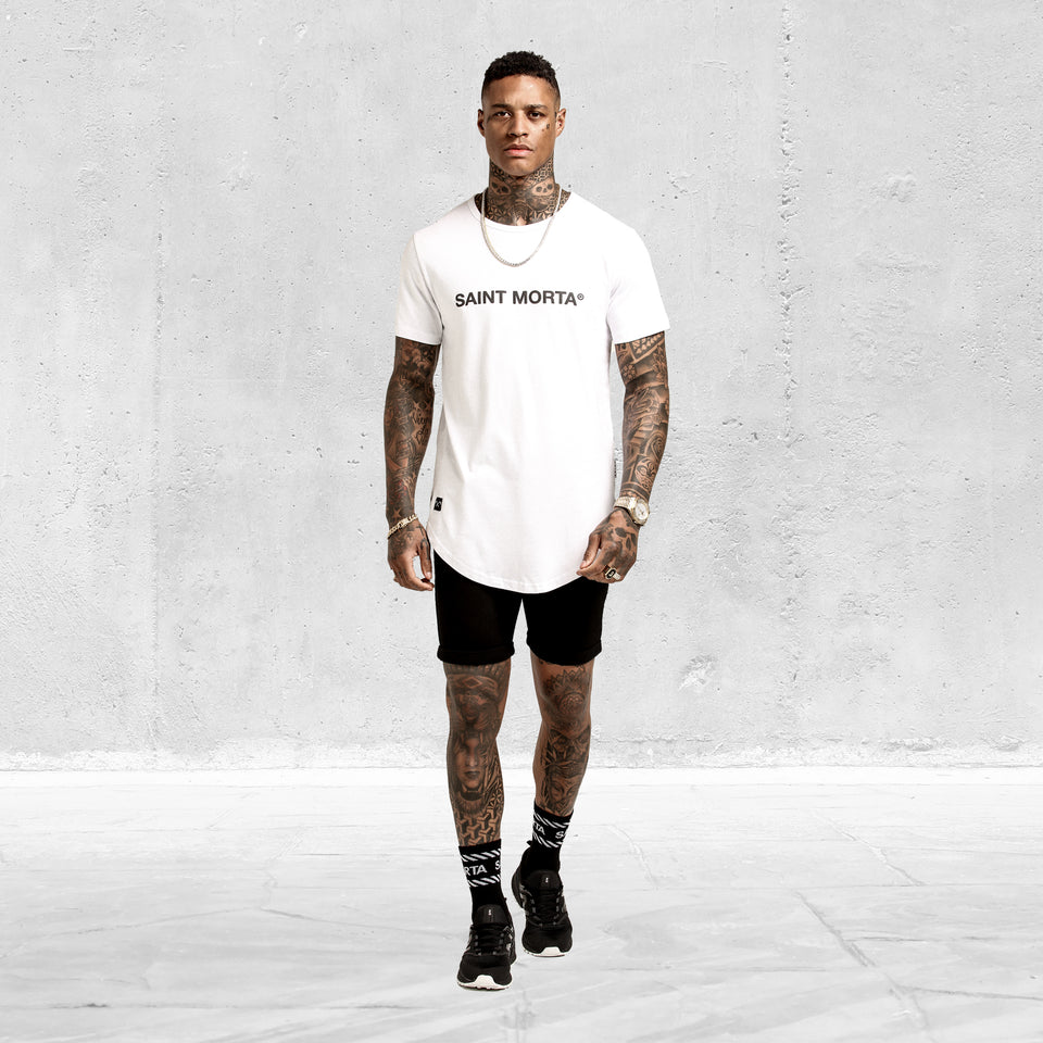 Official El Duplo SS Tee - White