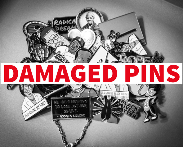 Damaged Pins
