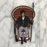 Huey P. Newton - Patch - Radical Dreams Pins