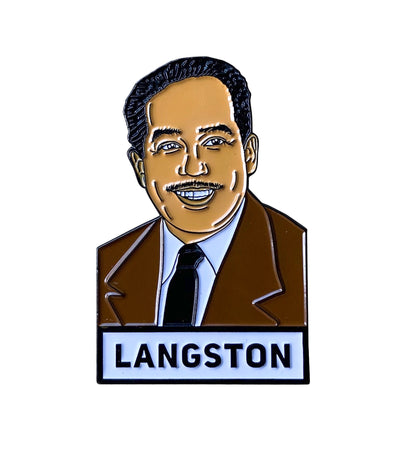 Langston Lapel Pin