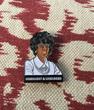 Shirley Chisholm Lapel Pin