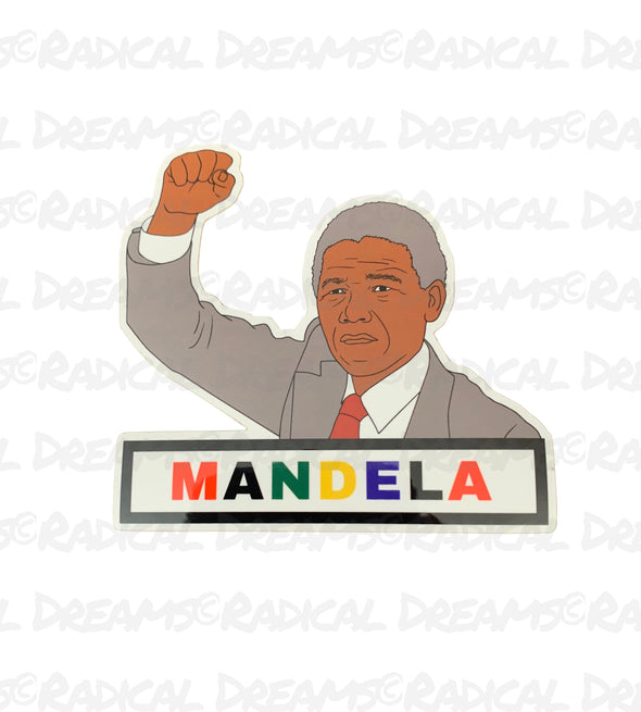 Mandela - STICKER