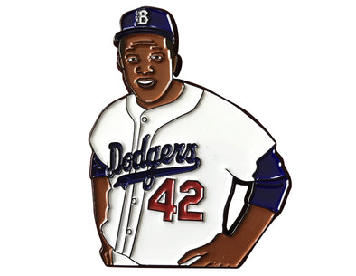 Jackie Robinson Lapel Pin - Radical Dreams Pins