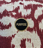 Purpose Lapel Pin