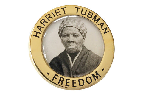 Harriet Tubman Lapel Pin