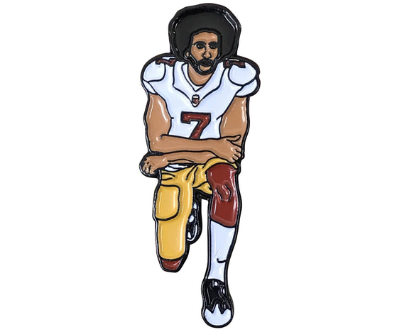 Colin Kaepernick Lapel Pin - Radical Dreams Pins