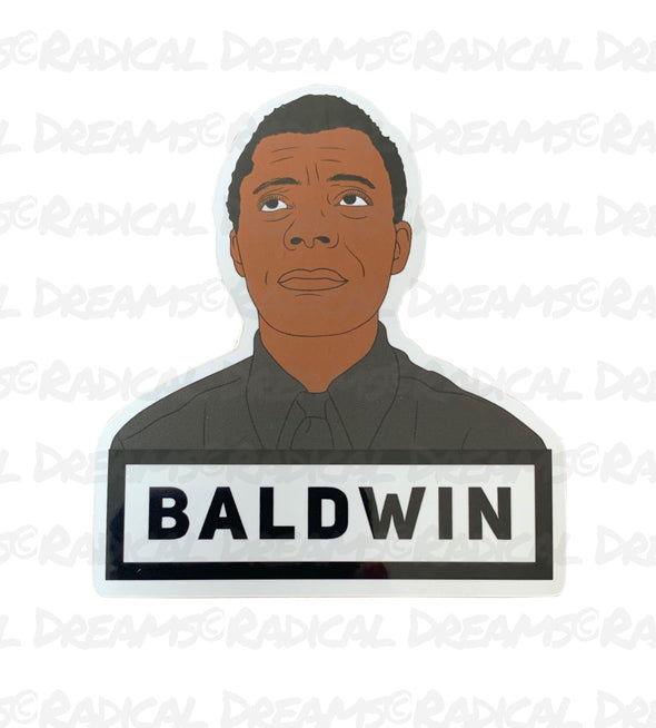 Baldwin - STICKER