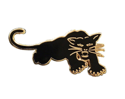 Black Panther - 3D STICKER - Radical Dreams Pins