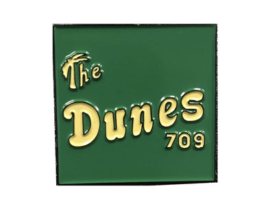 The Dunes 709 Lapel Pin - Radical Dreams Pins