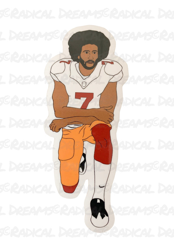 Colin Kaepernick - STICKER