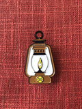 Underground Railroad Lapel Pin - with Blinking LED Light - Radical Dreams Pins