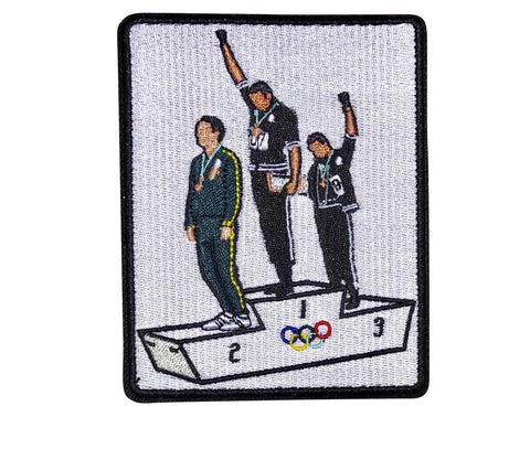1968 Olympics - Patch - Radical Dreams Pins