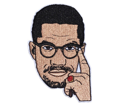 Malcolm X - Patch - Radical Dreams Pins