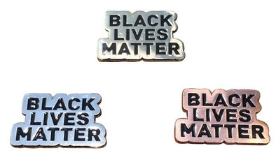 Black Lives Matter Pin Set - Radical Dreams Pins