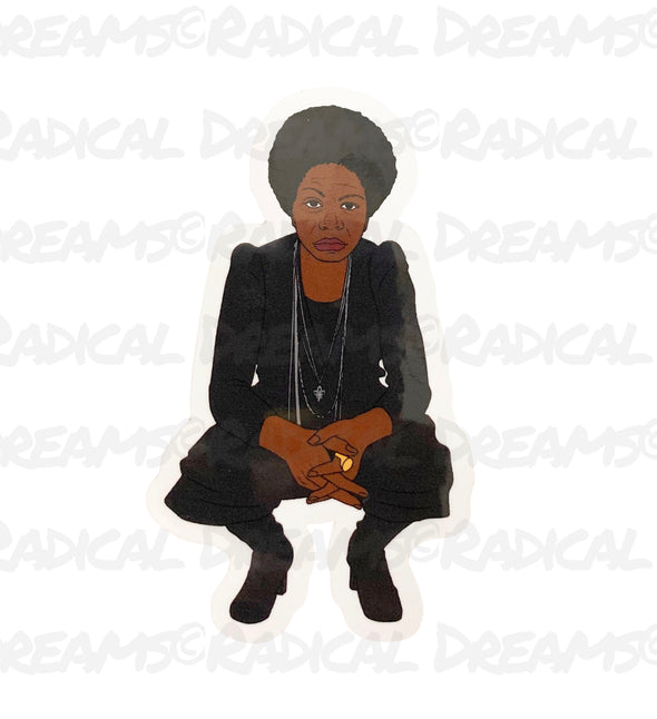Nina Simone - STICKER