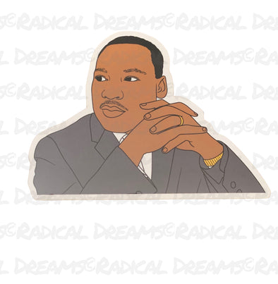 MLK - STICKER