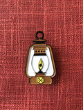 Underground Railroad Lapel Pin - with Blinking LED Light