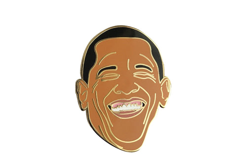 Barack Obama Lapel Pin - Radical Dreams Pins