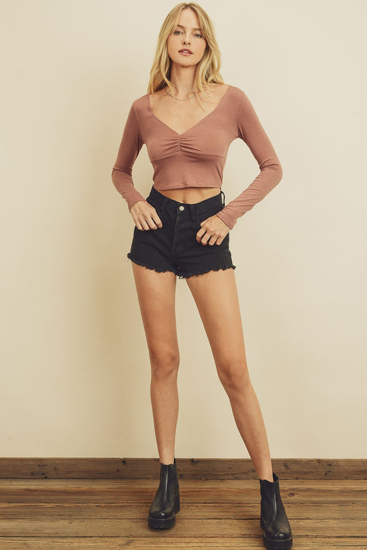 Caprice High Waisted Skinny Denim, jeans - all the pretty little things