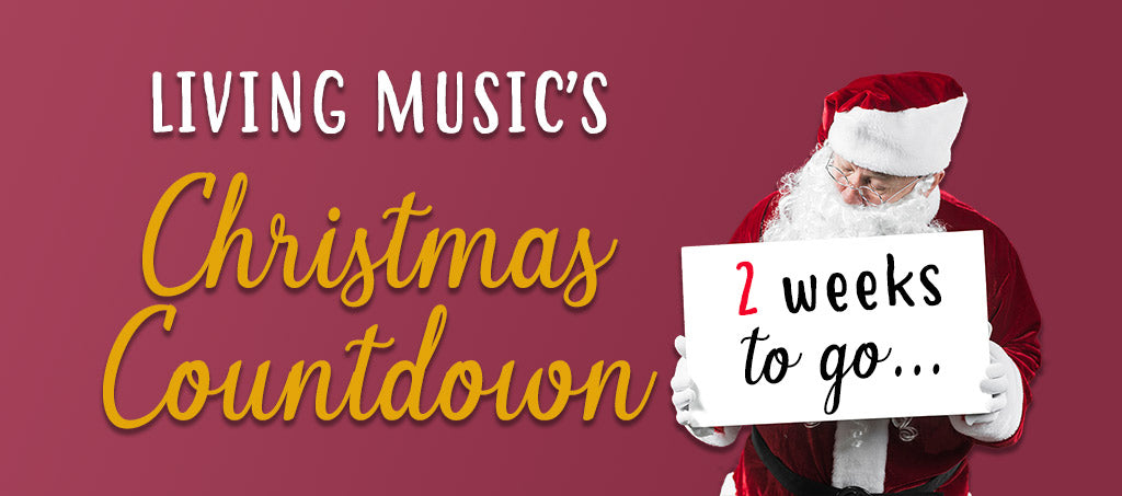 GIFT IDEAS: COUNTDOWN TO CHRISTMAS - 2 Weeks To Go!